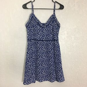 Francesca's Miami mini dress size small